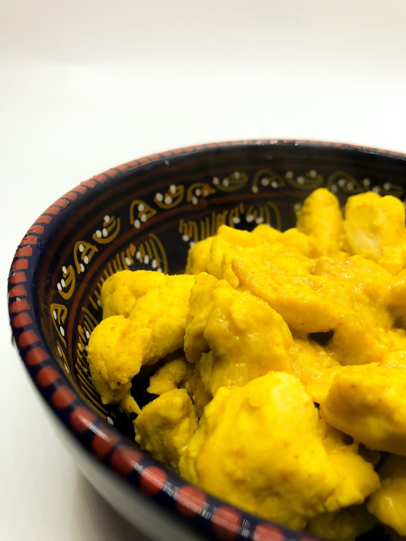 Pollo Al Curry 2