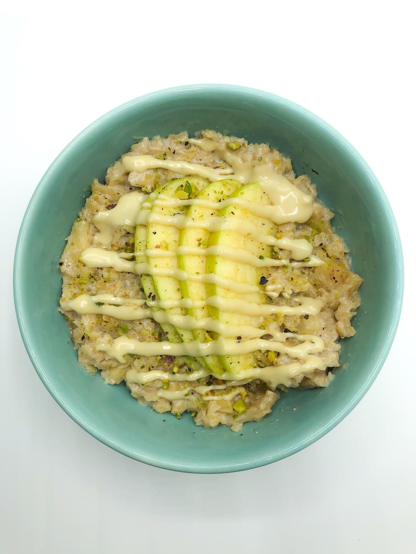 Porridge Caldo 1