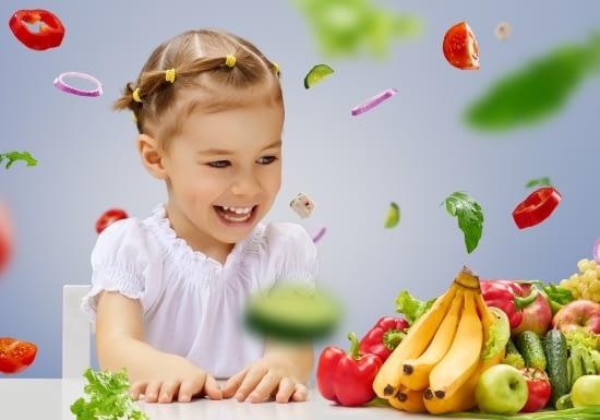 bambini e alimentazione