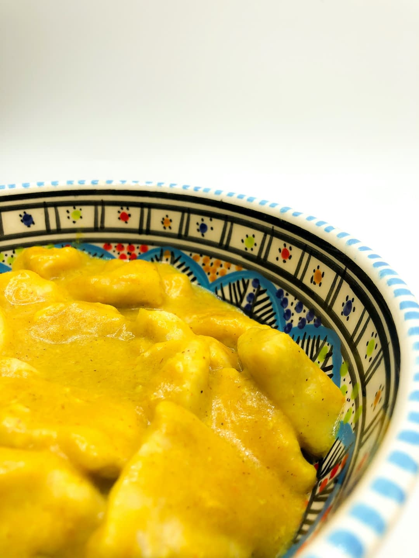Pollo Al Curry 4